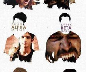 teen wolf, alpha, and banshee image