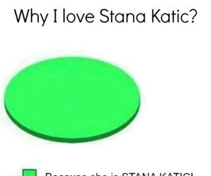 always, stana katic, and caskett image