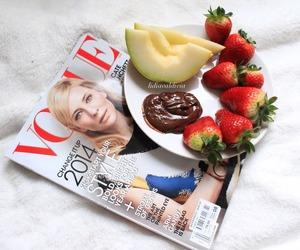 food, fruit, and modern image