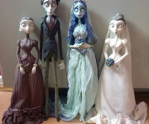 doll and corpse bride image