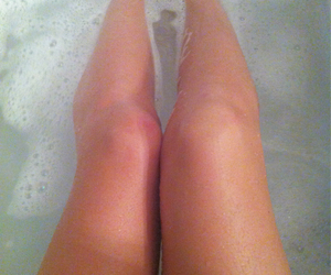 arms, legs, and soap image