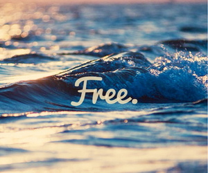 free, sea, and ocean image