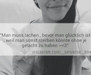 german, girl, and laugh image