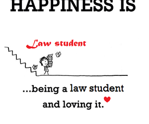 february, happiness, and Law image