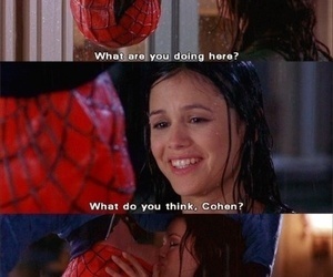 the oc, summer, and spiderman image