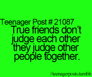 together, true, and teenager post image