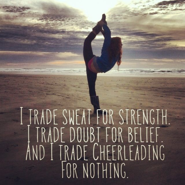 68 images about Cheerleading on We Heart It | See more about ...