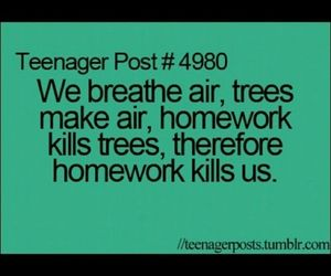 teenager post, air, and funny image
