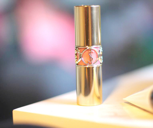 pink, Yves Saint Laurent, and fashion image