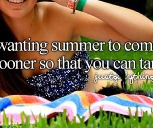 summer, hurry up, and Sunny image