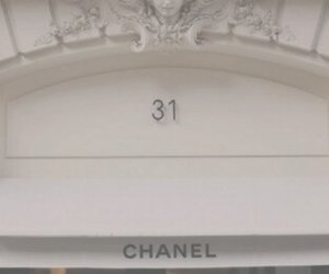 chanel, header, and fashion image
