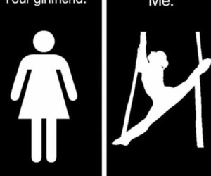 aerial, girl, and girlfriend image