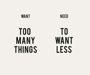 want, need, and quotes image