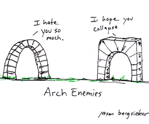 funny, arch, and lol image