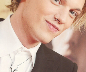 actor, Jamie Campbell Bower, and punk image