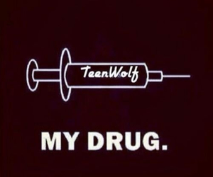 teen wolf, drugs, and tyler posey image
