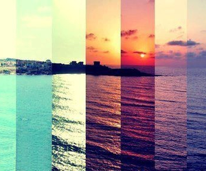 beautiful, Sunny, and Collage image