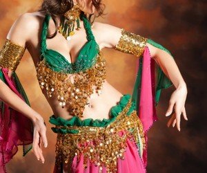 dance and belly dance image