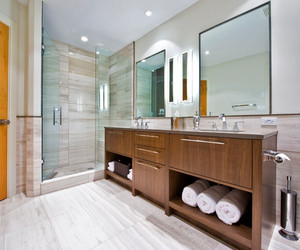interior home, exotic interior floor, and modern color combination image