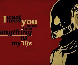 daft punk, something about us, and love image