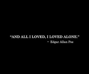edgar allan poe, quotes, and eap image