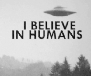 alien, humans, and believe image