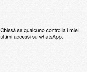 frasi, italiane, and whatsapp image