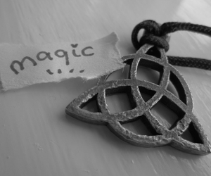 charmed, jewellery, and magic image