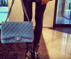 chanel, bag, and Balenciaga image