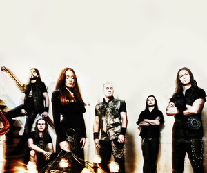 beautiful, Epica, and ginger image