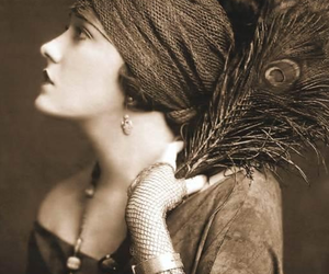20's, photograph, and woman image