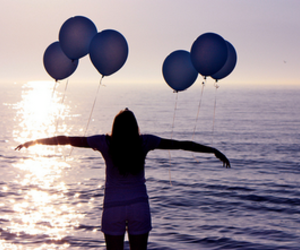 balloons and freedom image
