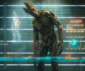 groot, guardians of the galaxy, and Marvel image
