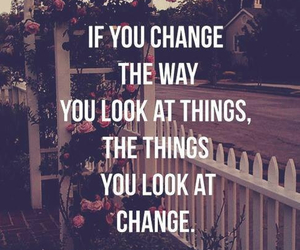 quote, change, and things image