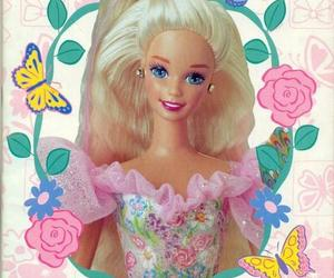 90s, barbie, and pink image