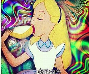 alice, alice in wonderland, and care image