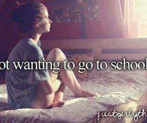 go, school, and to image