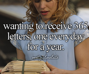 letters, the notebook, and true love image