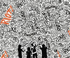 paramore, riot, and hayley williams image