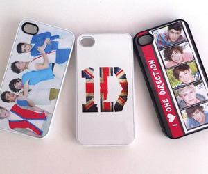 1d, one direction, and iphone image