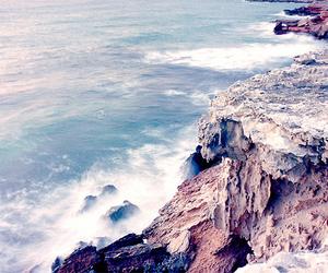 rocks and sea image