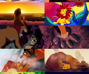 disney, walt disney, and the lion king image