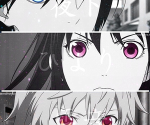 noragami, anime, and hiyori image