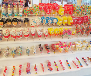 candy, love, and fashion image