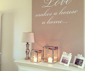 home, house, and inspiration image