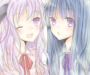 anime, higurashi, and higurashi no naku koro ni image