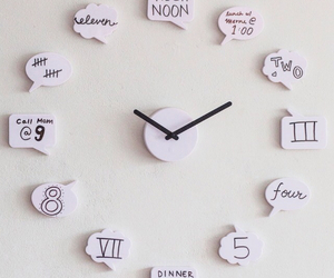 clock, sweet, and tumblr image
