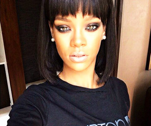 rihanna, riri, and eyes image
