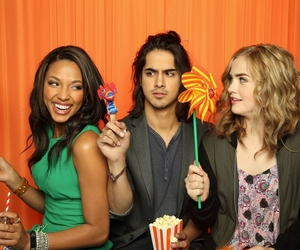 avan jogia and maddie hasson image