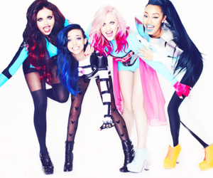little mix, jade, and perrie edwards image
